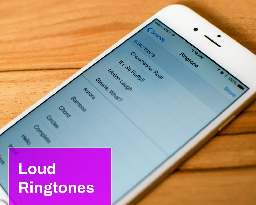 Loud Ringtones
