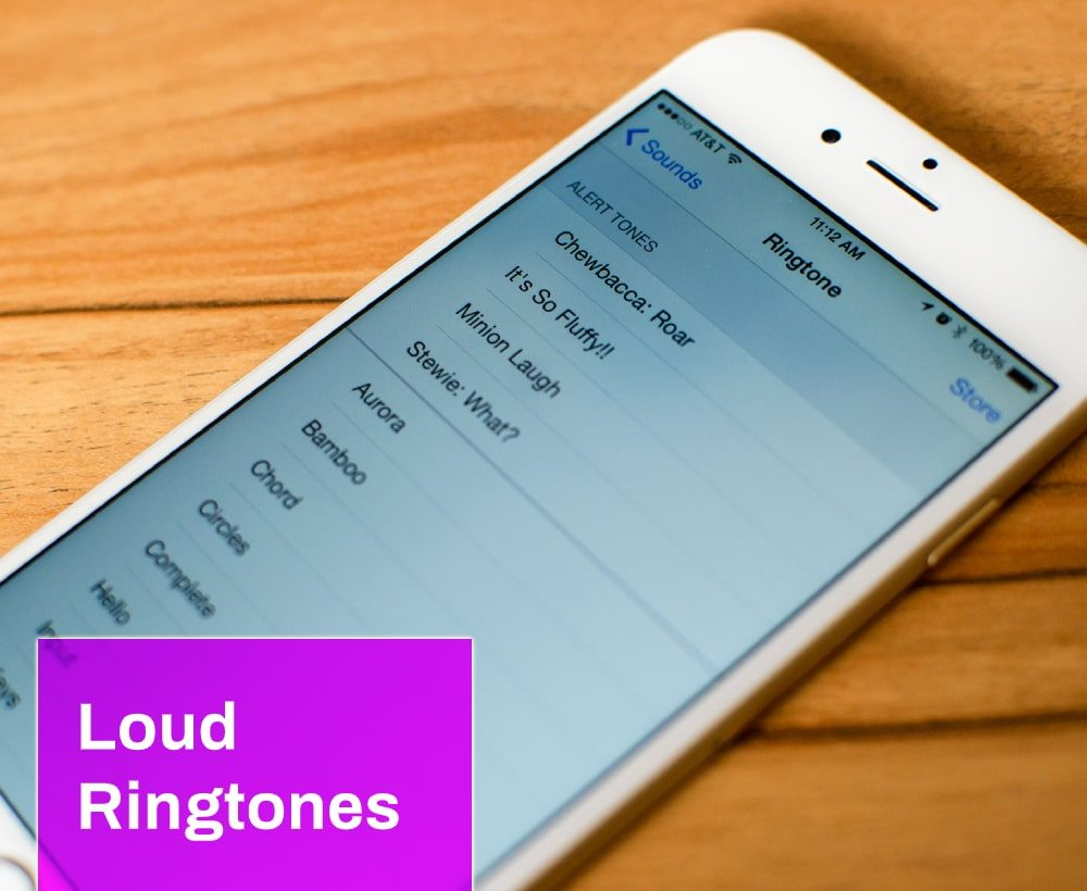 Loud Ringtones