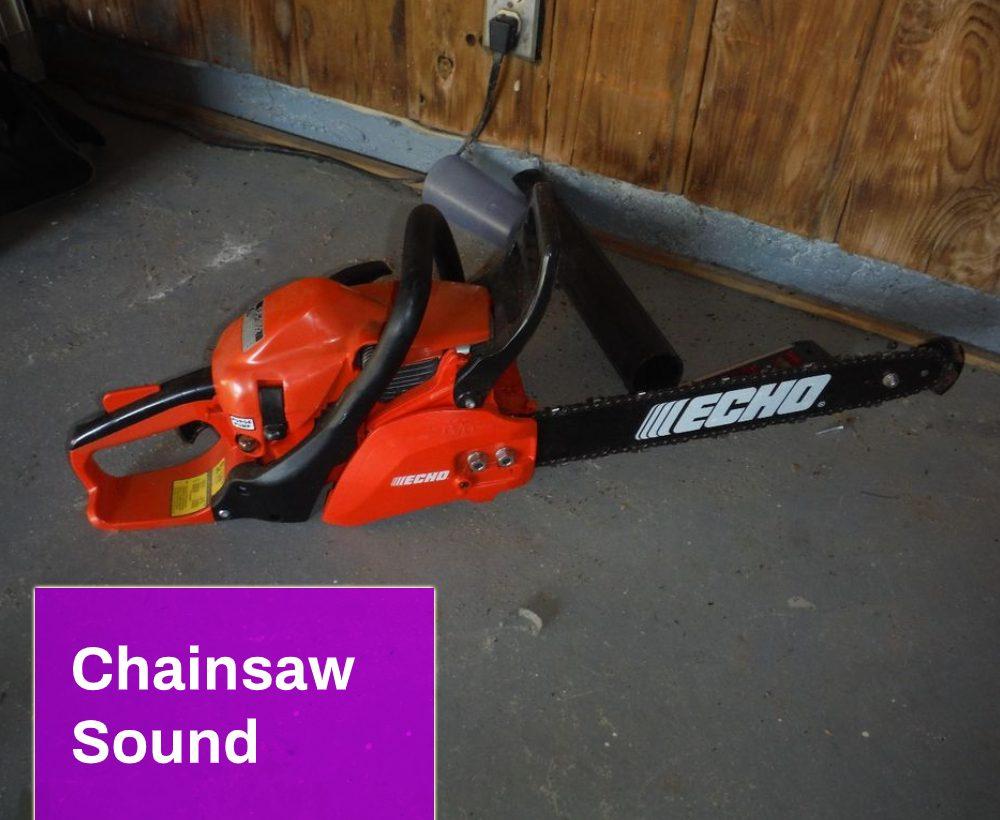 Chainsaw Sound