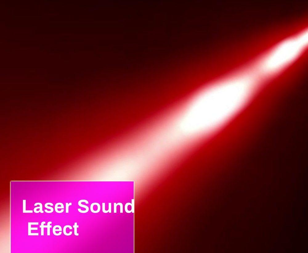 Laser Sound Effect