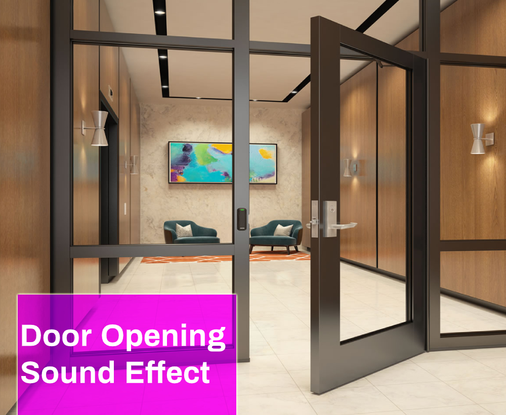Door Opening Sound Effect