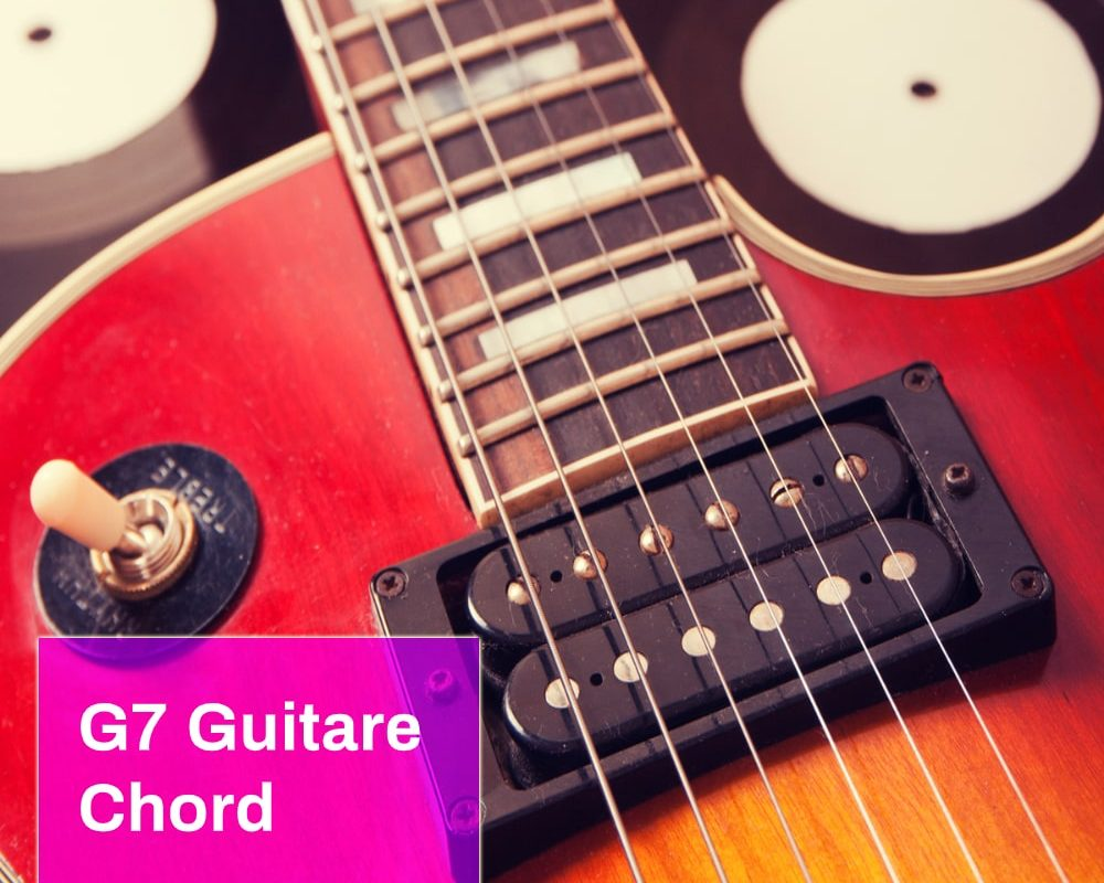 G7 Guitare Chord