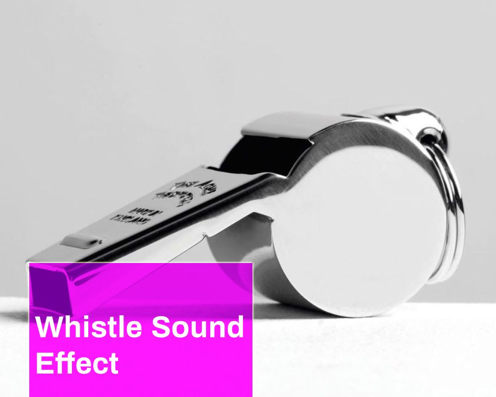 Whistle Sound Effect