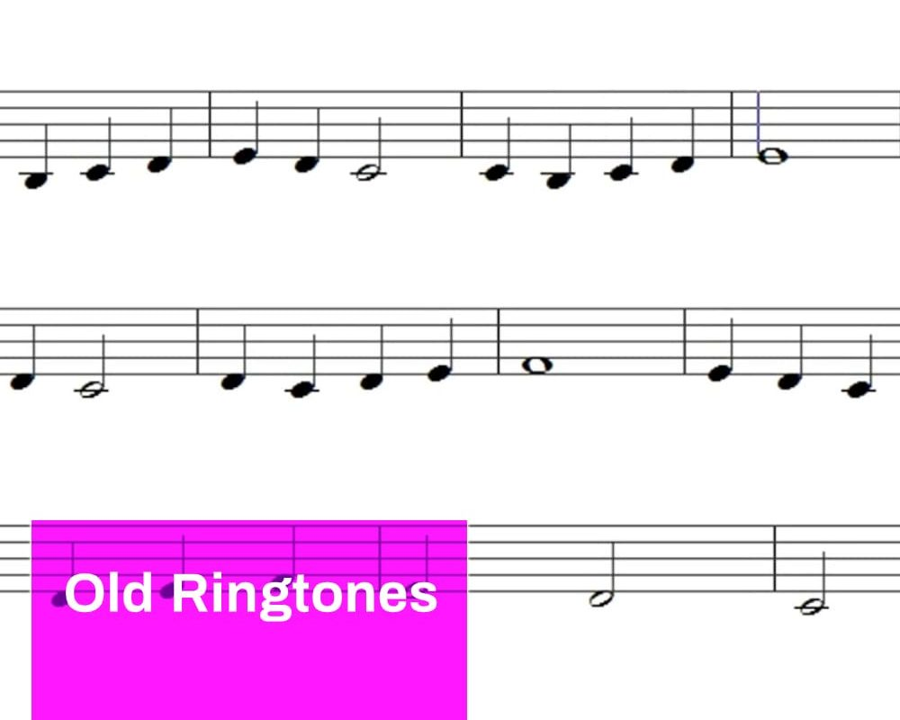 Old Ringtones