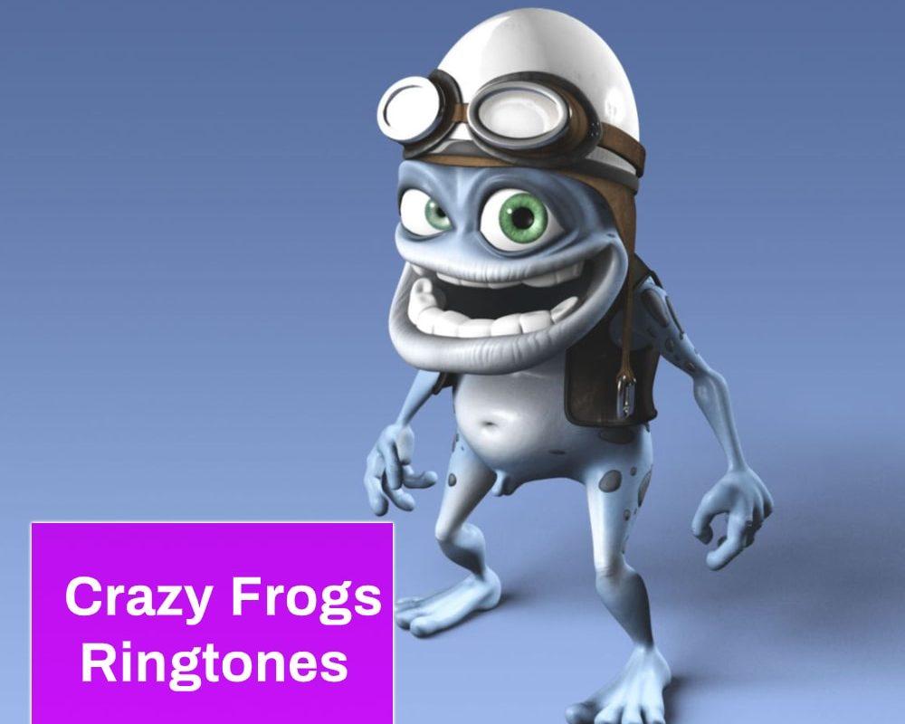 Crazy Frogs Ringtones