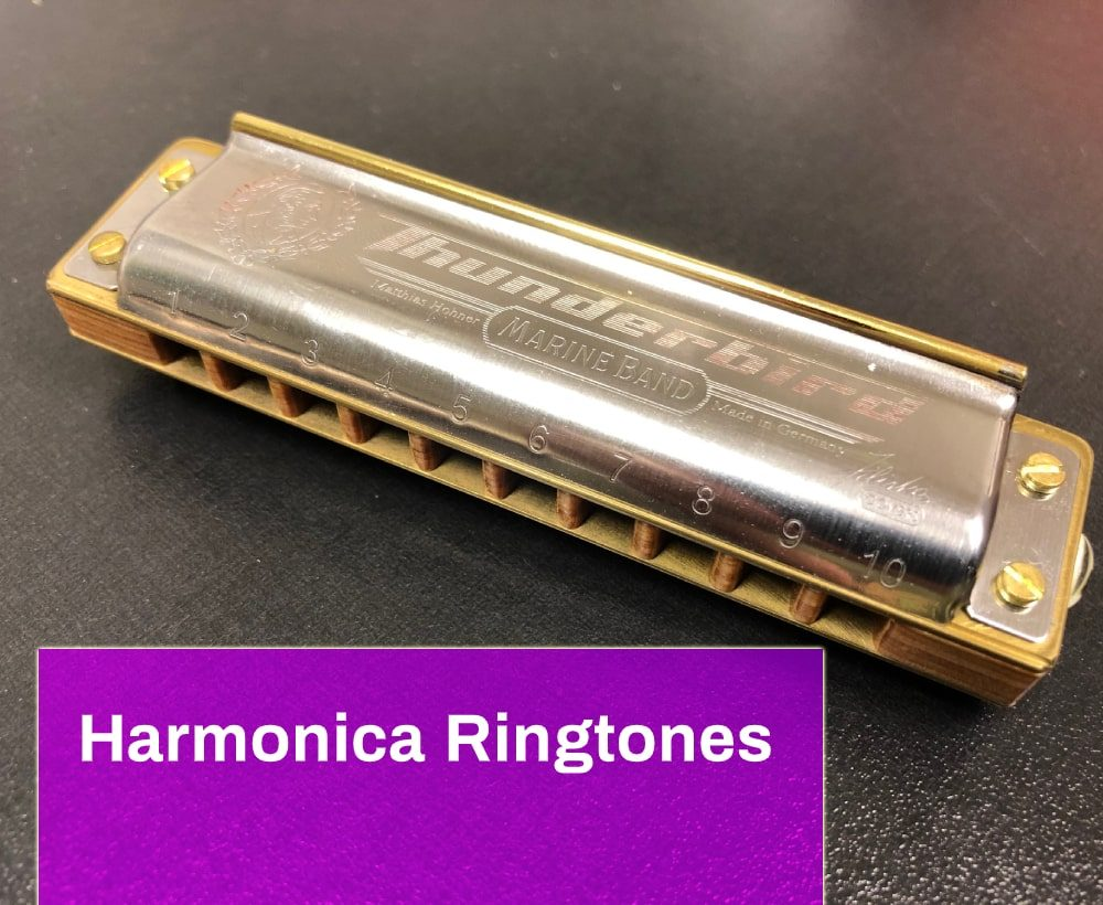 Harmonica Ringtones