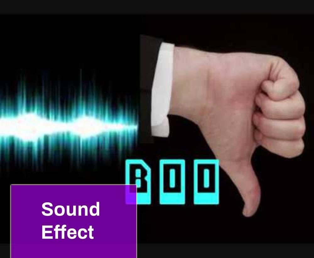 Boo Sound