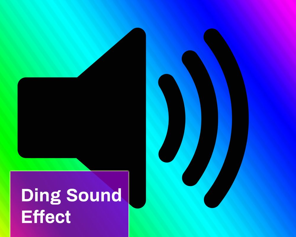 Ding Sound Effect