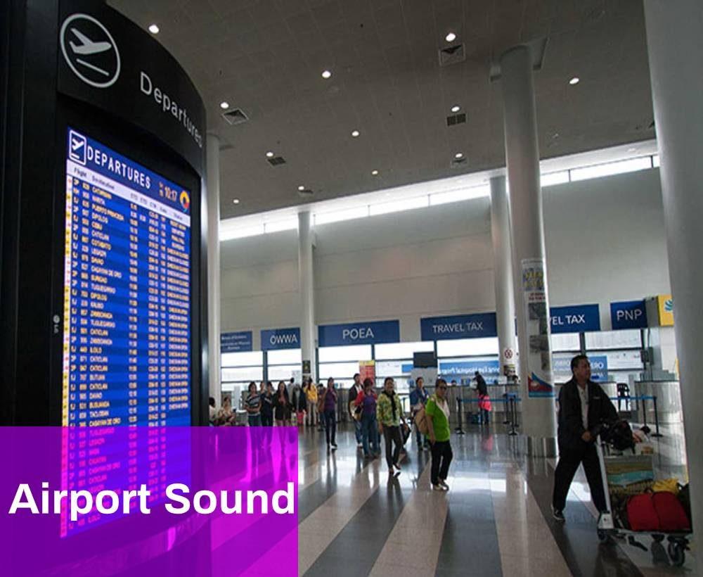 Airport Sound