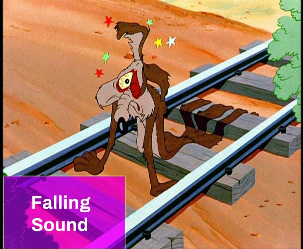 Falling Sound