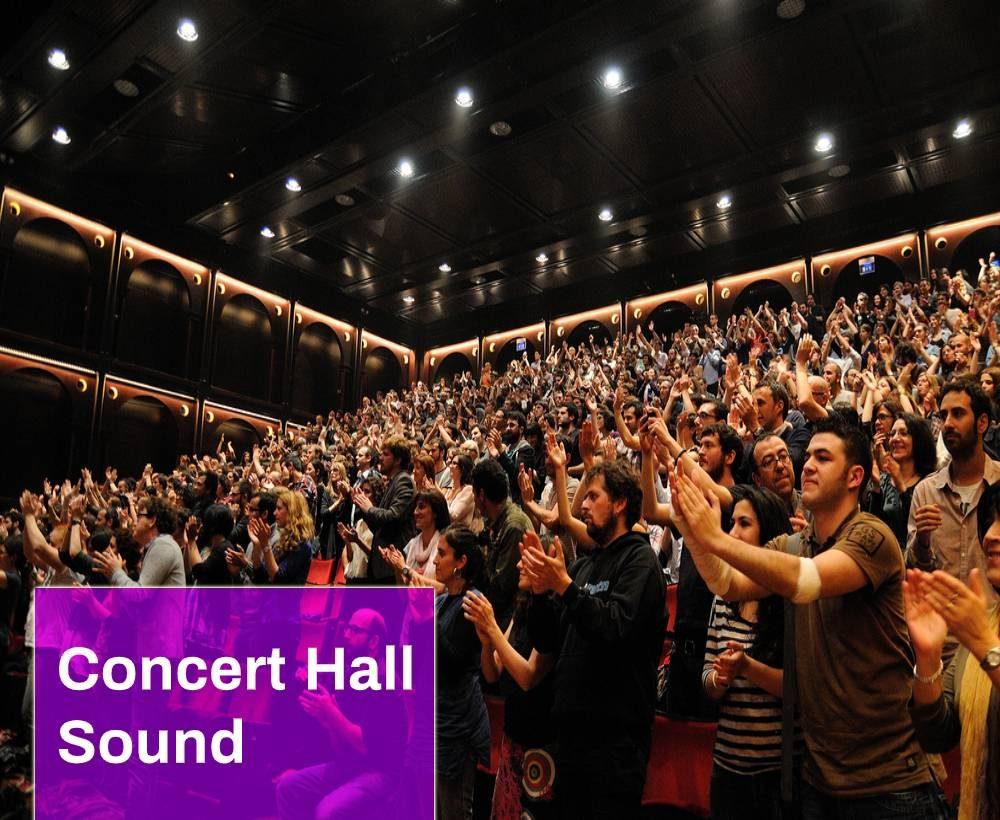 Concert Hall Sound