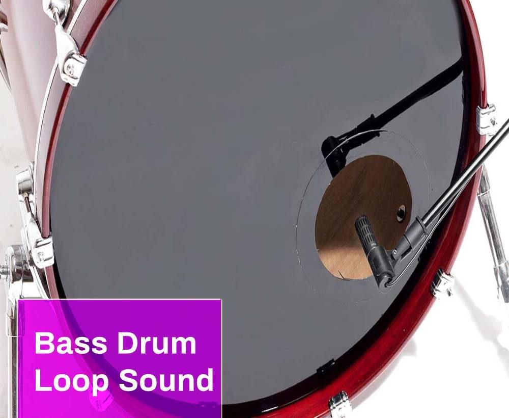 Bass Drum Loop Sound