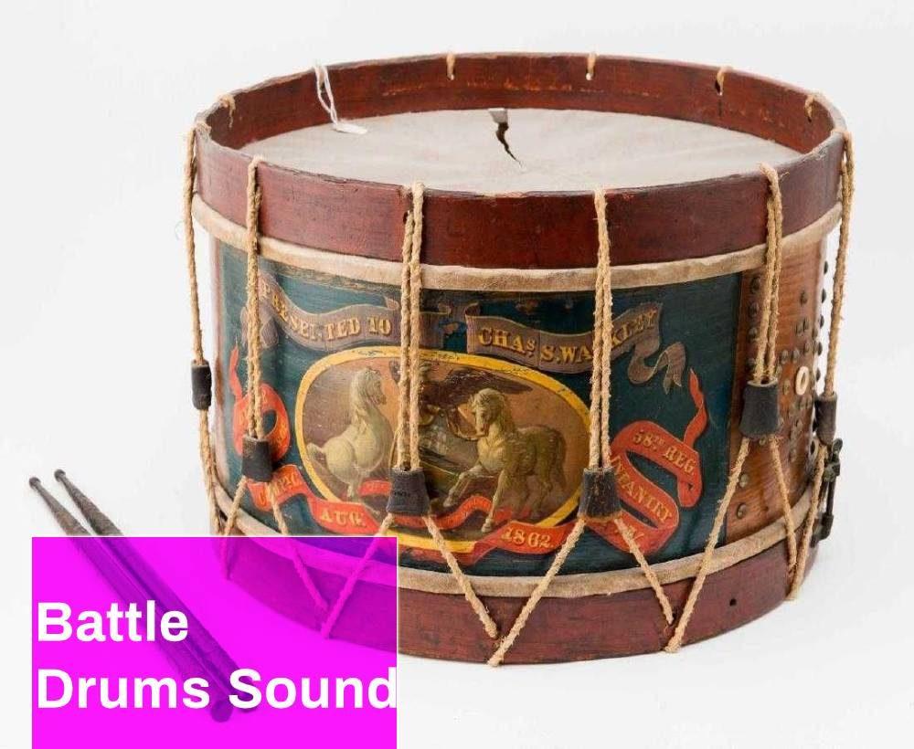 Battle Drums Sound