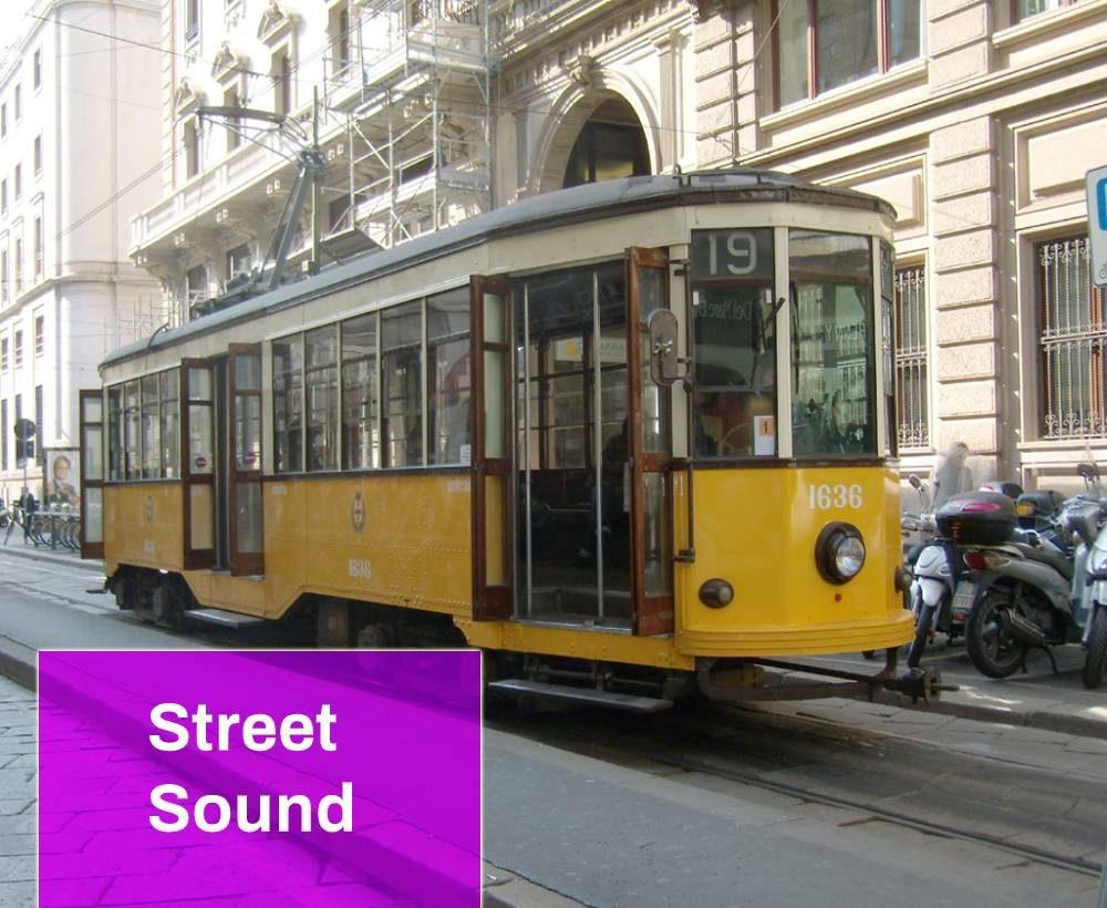 Sound of a Tram