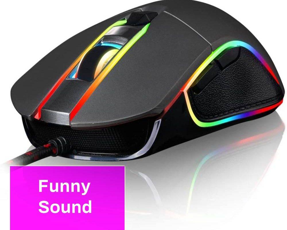 Mouse Click Sound