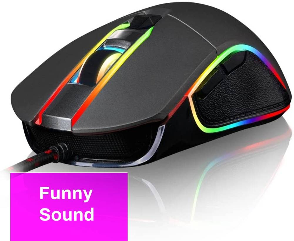 Mouse Click Sound