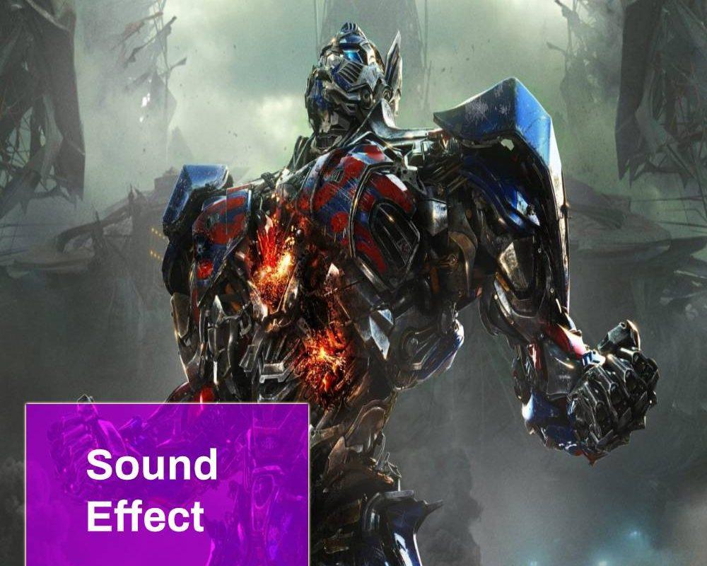 Transformers Sound
