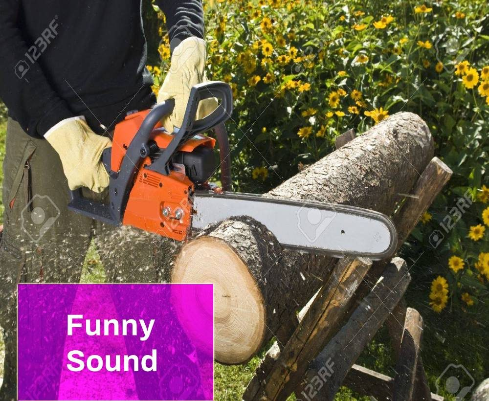 Wood Chainsaw