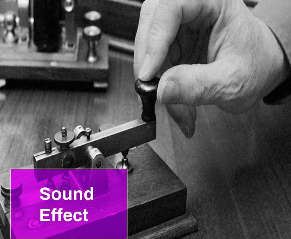 Morse Code Sound