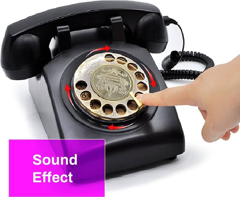 Rotary Phone Sound