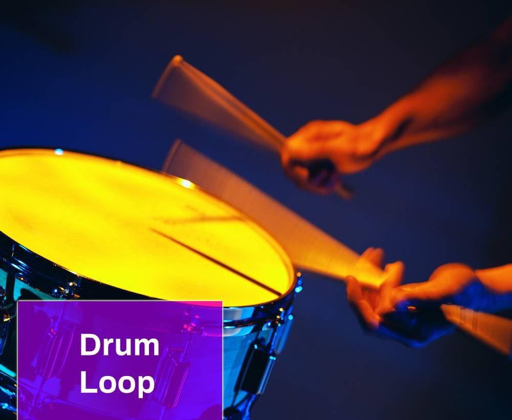 Drum roll sound