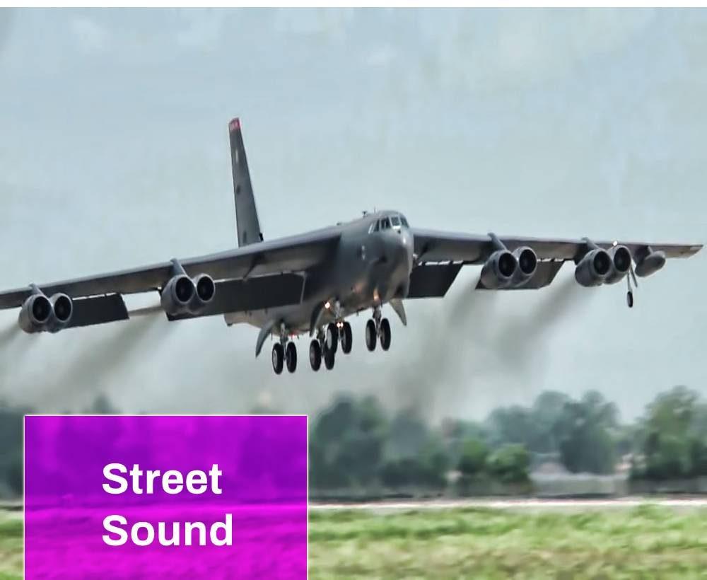 B-52 engine start