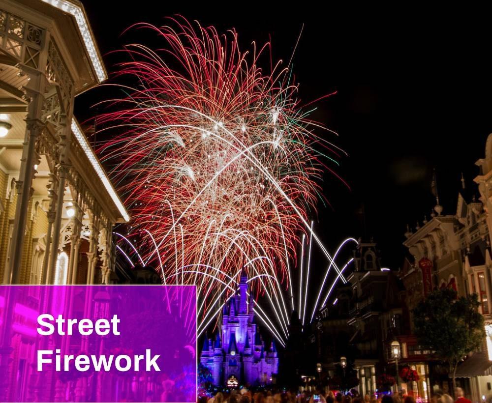 Street Firework