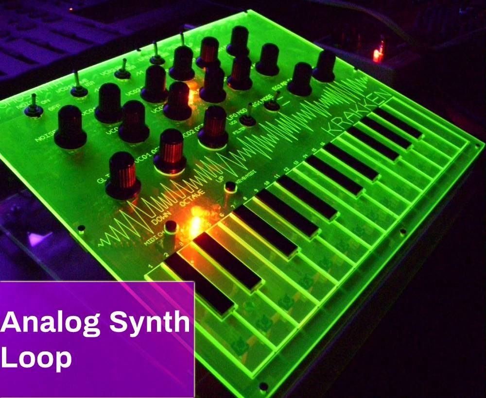 Analog Synth Loop