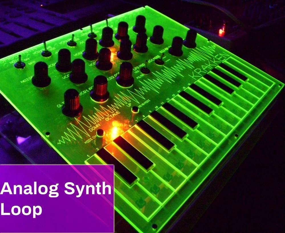 Analog Synth Loop
