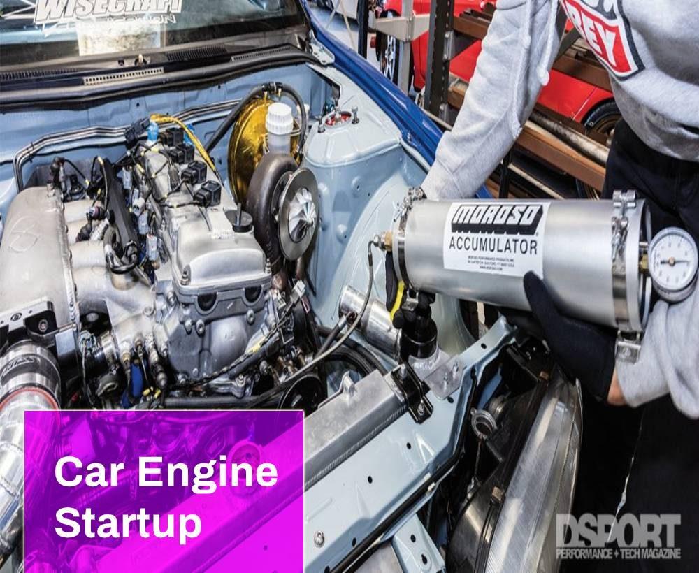 Car Engine Startup