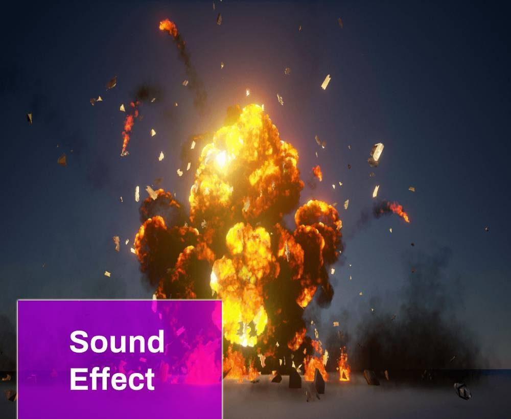 Explosion Sound