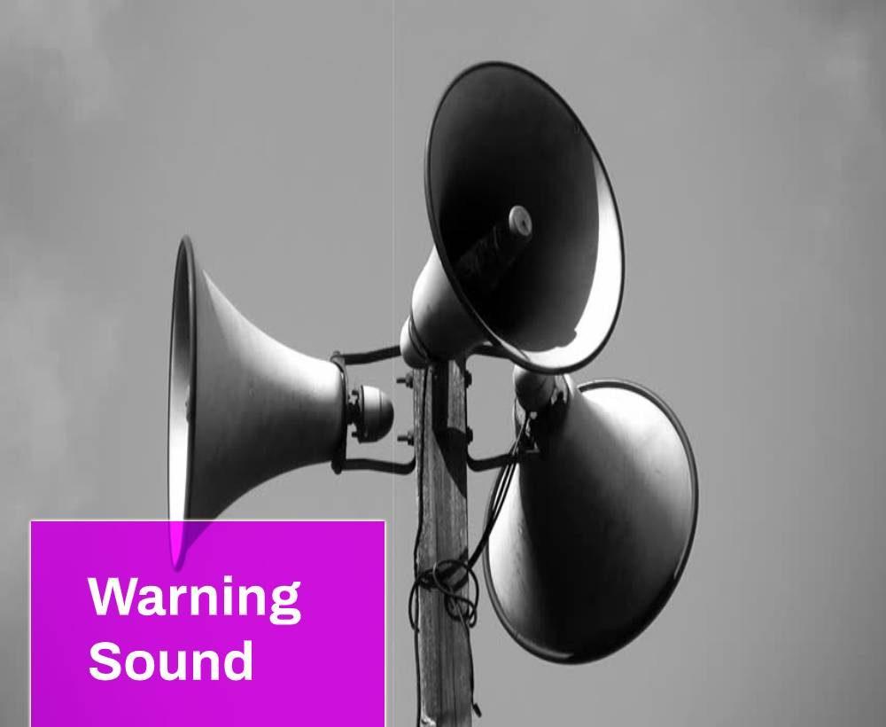 Warning Sound