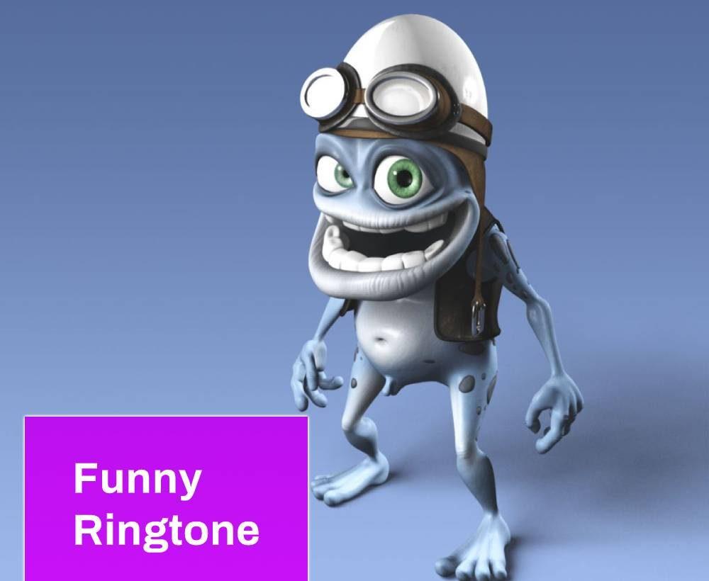Funny Frog Ringtone