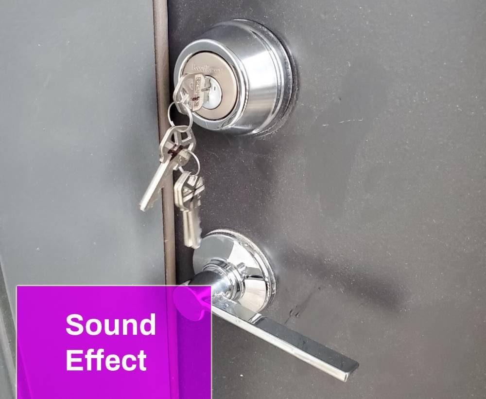 Door Lock Sound