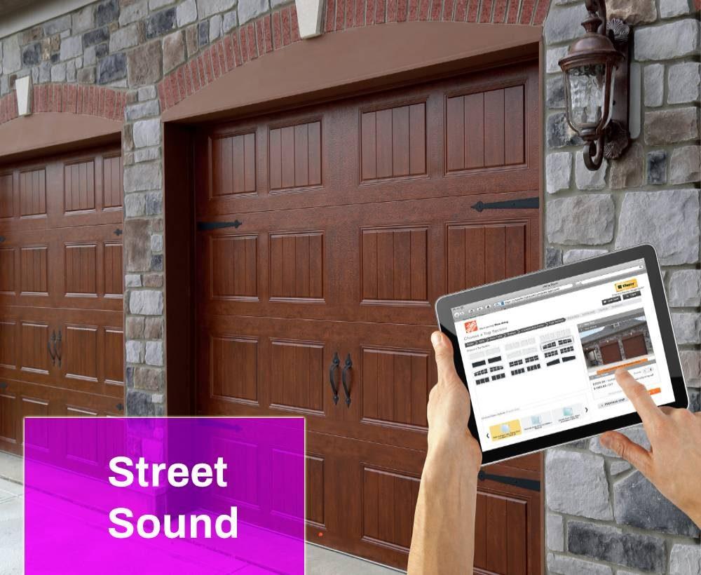 Garage Door Sound
