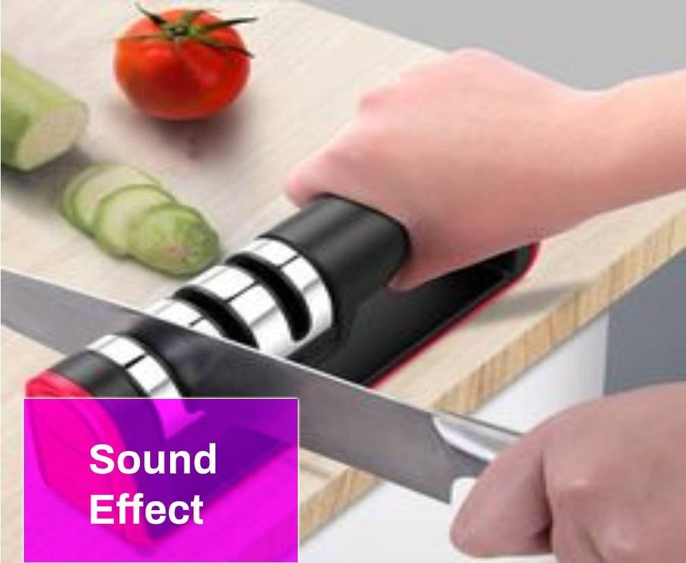 Sharpening Knife Sound