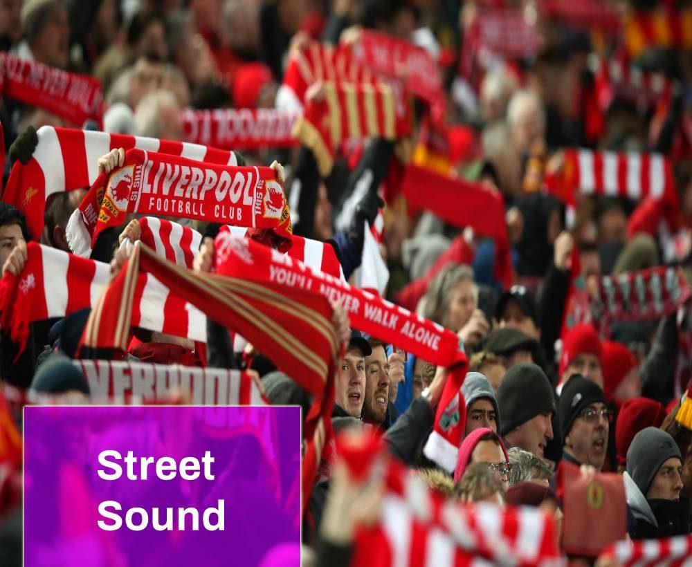 Sound a Crowd of Fans