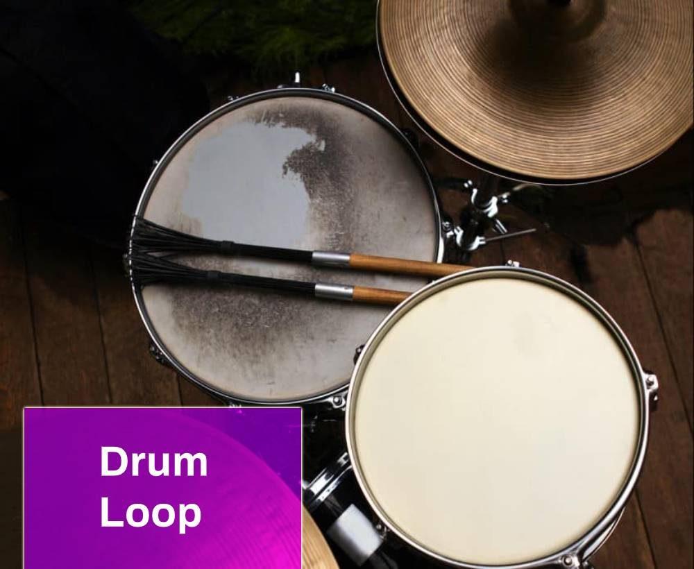 Cymbal Groove Loop