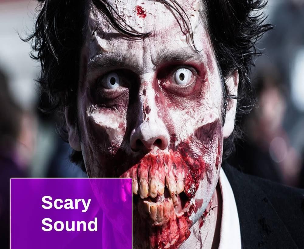 Zombie Screech Painful Sound