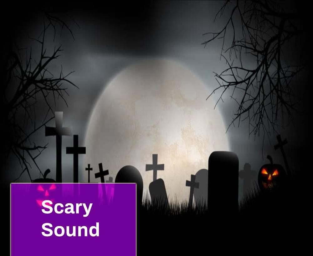 Halloween Graveyard Sound