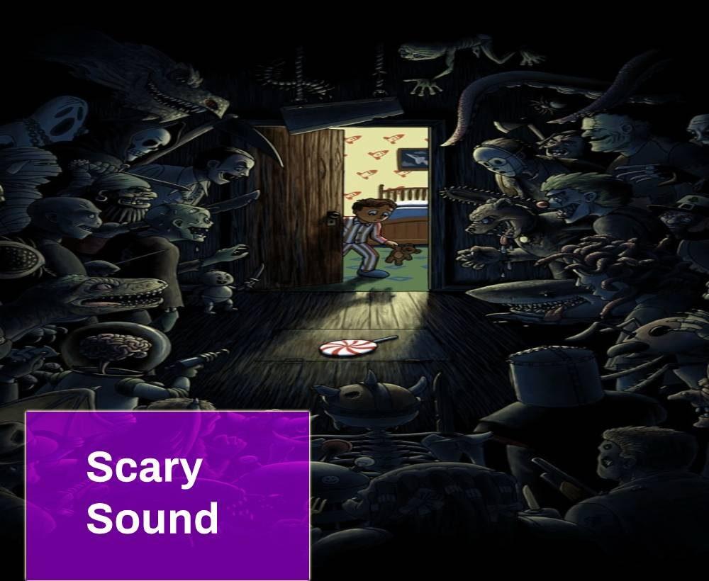 A Frightening Voice