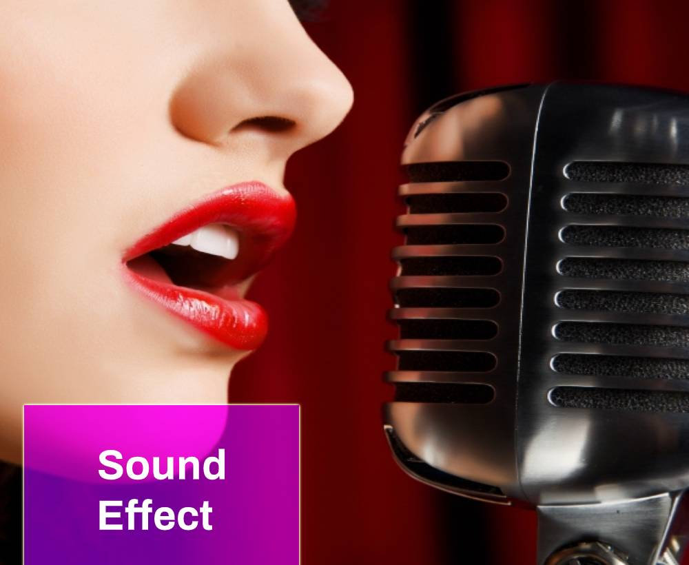 Vocal Female Sound