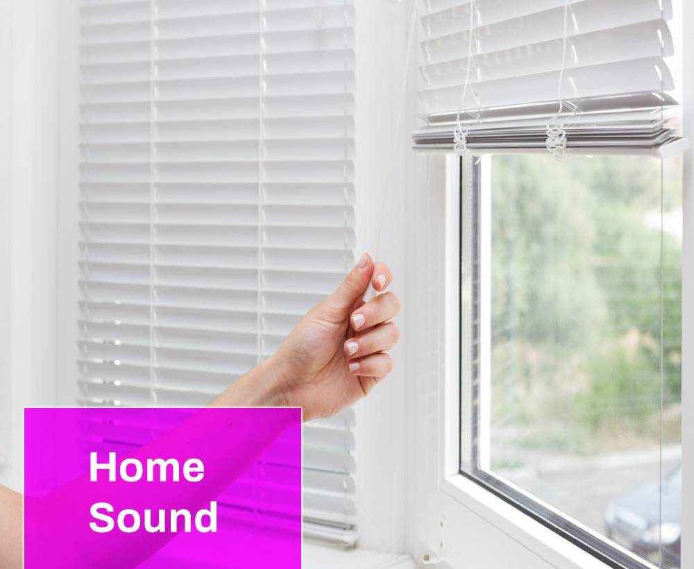 The Sound of Blinds