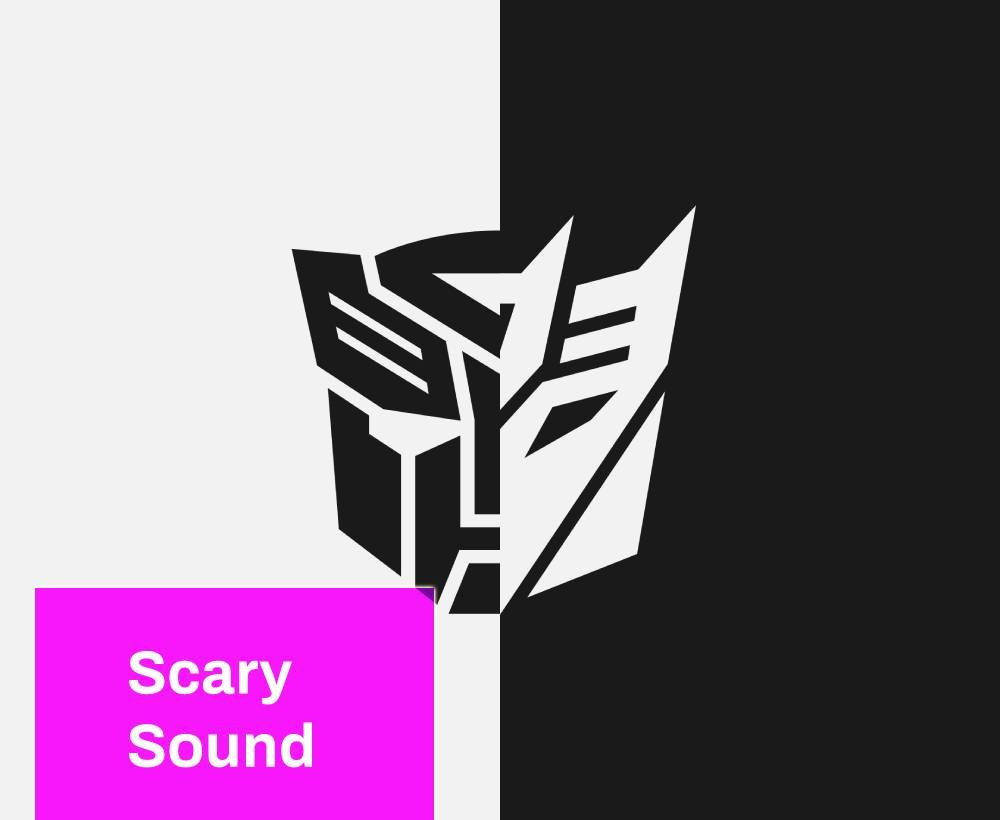 Transforming Scary Sound