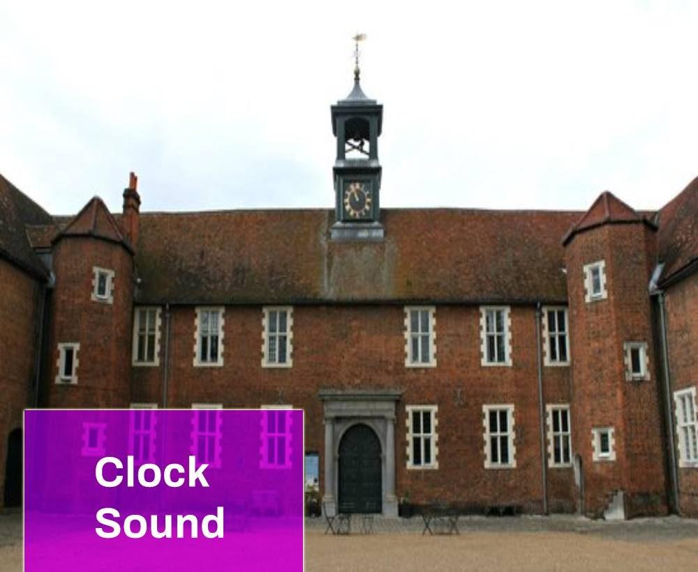 Osterley House Clock Sound