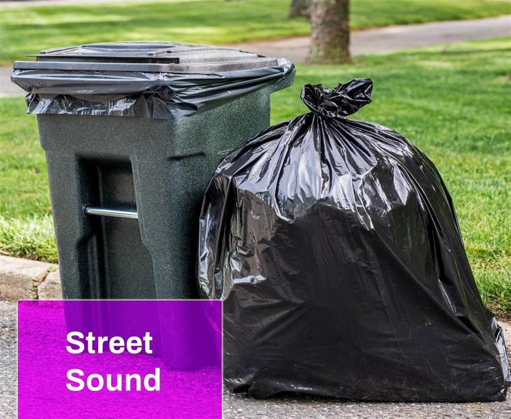 Trash Bag Sound Effect