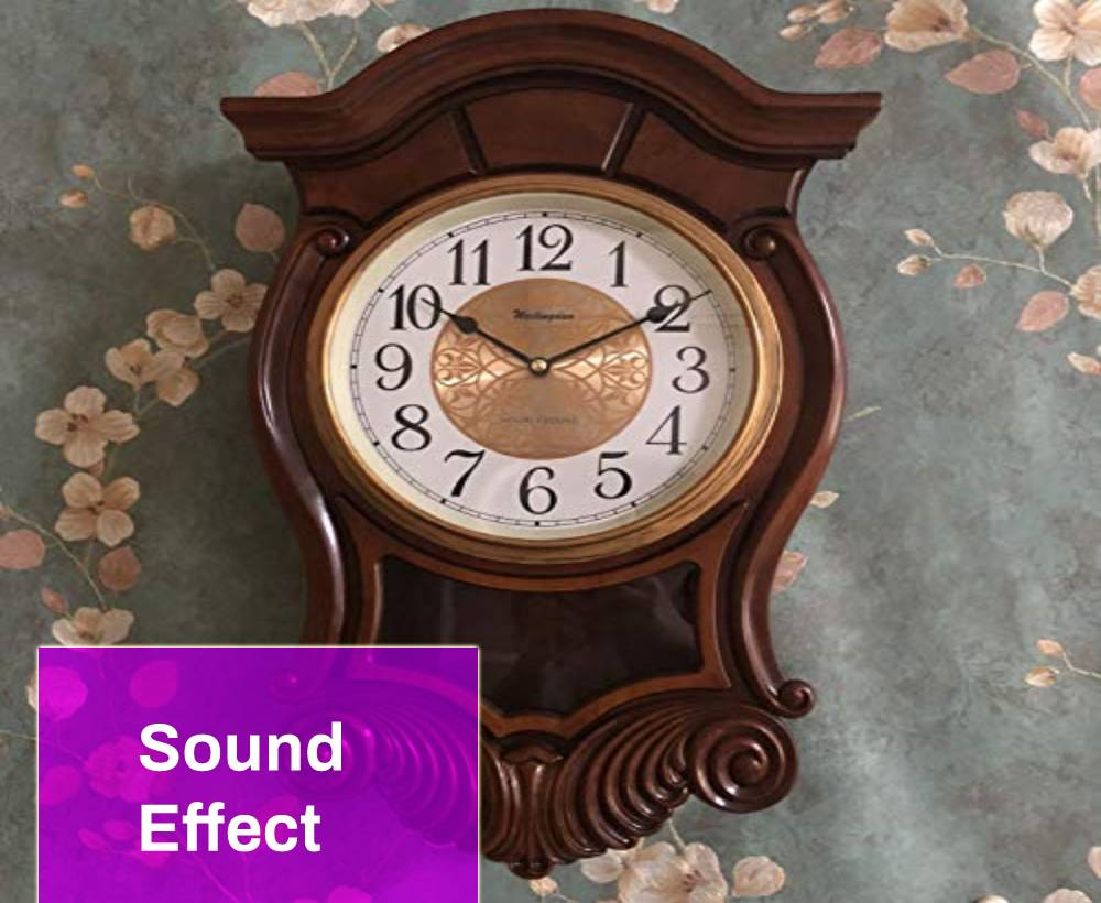 Striking Clock Sound