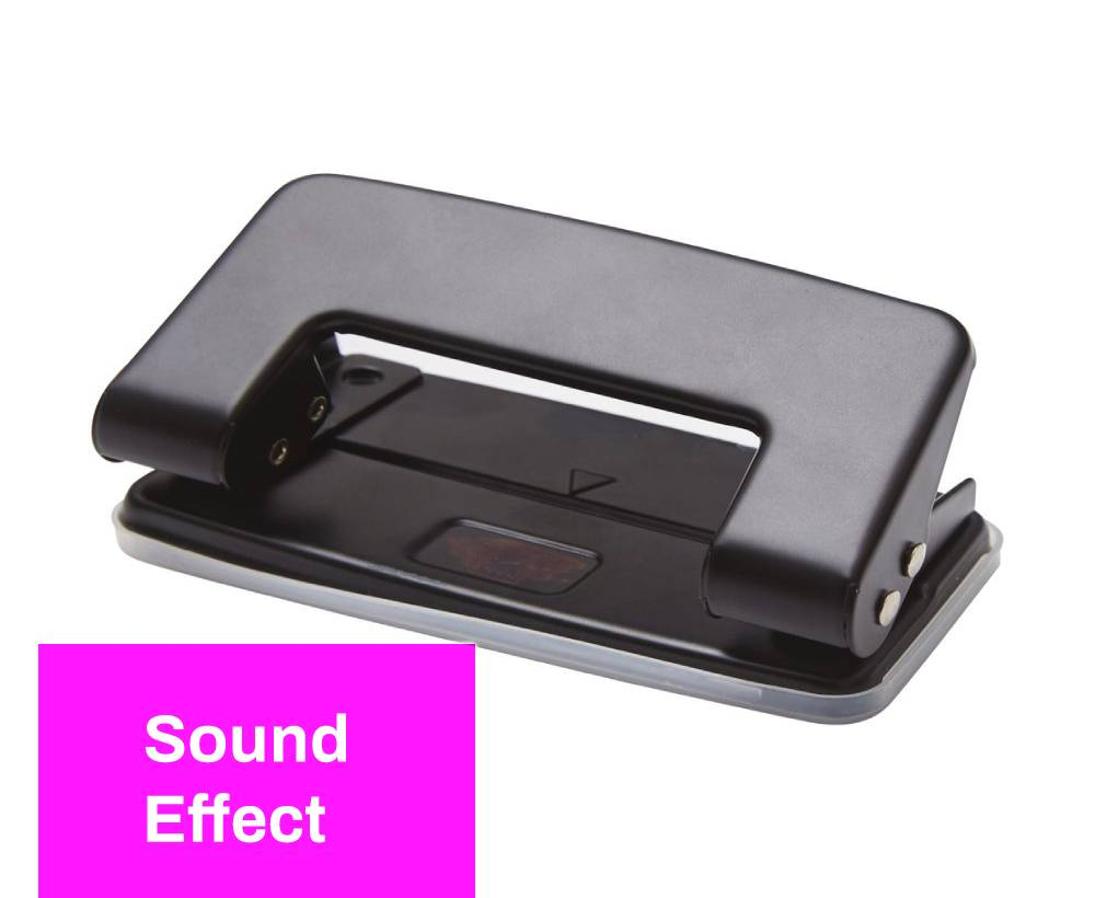 Hole Punch Sound