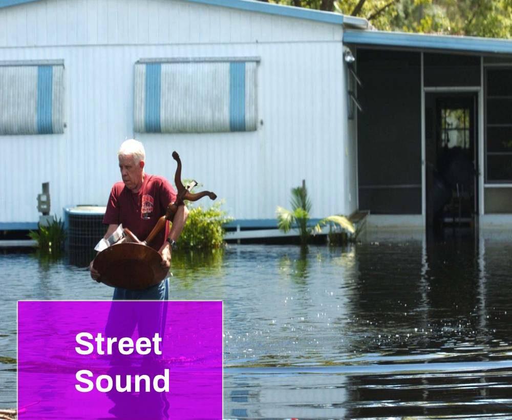 Mandatory Evacuation Sound
