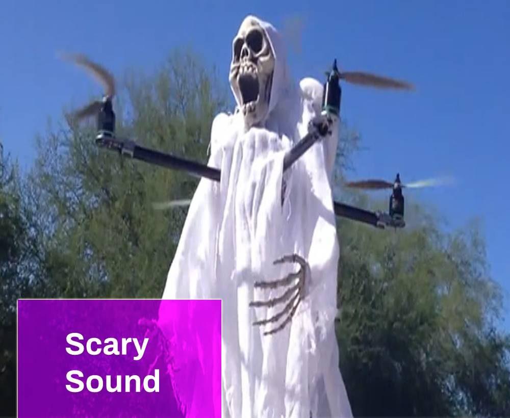 Spooky Drone Sound